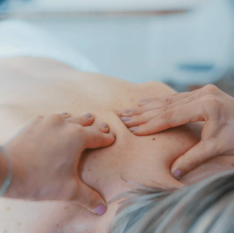 Massage Hands Back