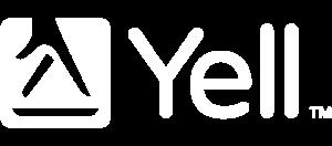 Yell Logo White